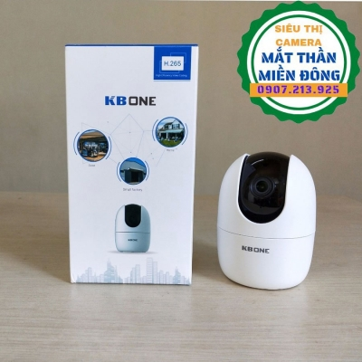 Camera IP Wifi KBONE KN-H21PW 2.0 Megapixel